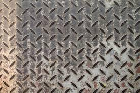 checker plate stock photo