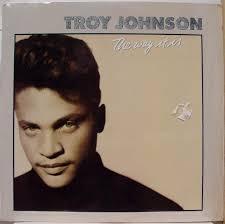Troy Johnson - TROY JOHNSON THE WAY IT IS vinyl record - Amazon.com Music