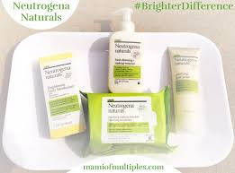 let your skin be stress free this holiday season with neutrogena naturals mami of multiples