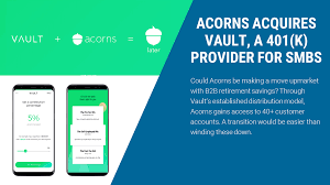Acorns Teardown: The Largest Robo-Advisor Faces A Fierce Fight As It Goes  'Upmarket'