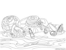 Small Picture Hard Beach Coloring Pages Coloring Pages