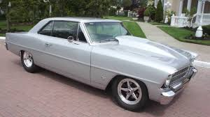 All Chevy chevy 2 : 1967 Chevy Nova II SS Tribute For Sale~Fresh Silver Paint~327 w ...