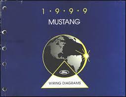 1999 ford mustang wiring diagram manual original 2004 mustang radio wiring diagram at 99 Ford Mustang Wiring Diagram