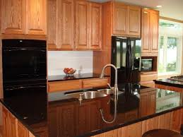 kitchen color ideas with oak cabinets and black appliances. Gorgeous Kitchens With Black Appliances Design And Ideas Kitchen Color Oak Cabinets H