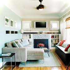 compact small living room design