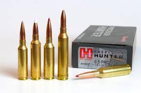 6 5 Prc Ballistics Chart 6 5 Prc Hottest New Rifle Cartridge Ron Spomer Outdoors