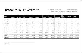 sales daily report weekly sales report template download at http www bizworksheets