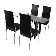 Stühle Küche Tisch Und Stühlen Aus Eiche Und Leder