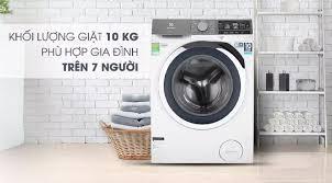 ⭐TRẢ GÓP 0% - BẢO HÀNH 2 NĂM - Máy giặt Electrolux EWF1023BEWA 10kg  Inverter: Mua bán trực tuyến Máy giặt với giá rẻ
