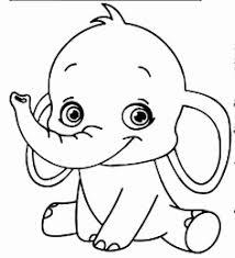 Elefante Da Colorare Per Bambini Risultati Immagini Per Orsetti Da