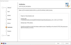 HTML Sitemap creation with the WebsiteAnaylser - seoBOXX - SEO ...