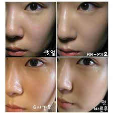 welcos no makeup face bb cream whitening spf30 pa