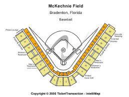 Mckechnie Field Seating Chart