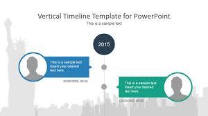 Timeline Slides In Powerpoint Vertical Timeline Powerpoint Template Slidemodel