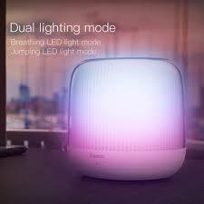 <b>Портативная Колонка Baseus</b> Encok Neon Speaker E01 с ...