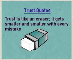 Quotes on trust