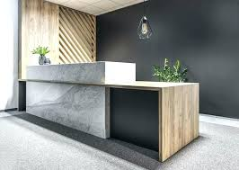 cool office reception areas. Office Reception Design Ideas Impressive Best Desks On Pertaining To . Cool Areas P