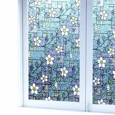 viclover stained glass window non adhesive static vinyl window s pri