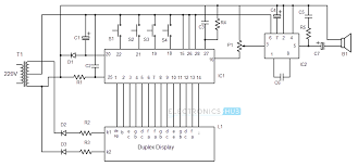 mp3 player circuit diagram the wiring diagram electronic machine electronics hub circuit diagram