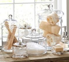 decorative apothecary jars bathroom 16 ways to style apothecary jars kelley nan
