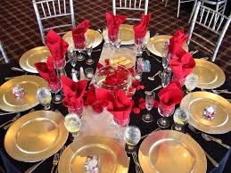 tbdress add bling to your wedding day with red and gold wedding themes