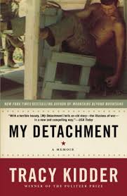 book tracy kidder events speaking lectures my detachment