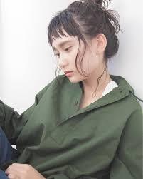 韓国人風の髪型前髪特集2019のトレンドはオルチャン風メイク術も
