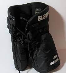 Women S Hockey Pants Sizing Chart Bauer Impact 500 Jr Hockey Pants Size S P Youth Women Sz 2 4 Black New Ca