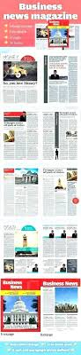 Free Indesign Newspaper Template Free Newspaper Templates Print And Digital Inside Free