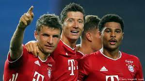Beside a state profile, this page offers links to sources that provide you with information about this bundesland, e.g.: Champions League Gnabry Magic Steers Relentless Bayern Munich Into Final Sports German Football And Major International Sports News Dw 19 08 2020
