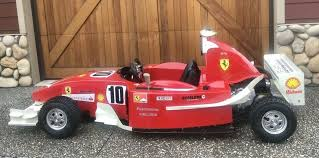 The world's fastest and, pretty much, most expensive sport is what still gathers billions of viewers in front of their tv screens. 2011 Ferrari F1 Replica Go Kart For Sale The Electric Garage