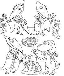 Disegni Da Colorare Per Bambini Dinosauri Az Colorare