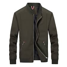 <b>Mens</b> Casual Jacket <b>Autumn Spring</b> Slim <b>Men</b> Coats | Shopee ...