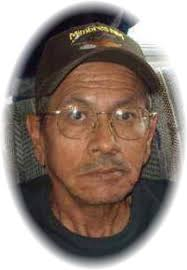 """Andres """"Andy"""" Moreno Chavez, 68, a resident of Fierro, NM"""