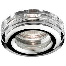 <b>Светильник встраиваемый ЭРА</b> WR3 CH/SL хром, серебро ...