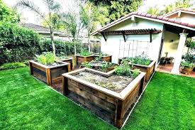 building a raised bed vegetable garden on slope plans for building a raised bed vegetable garden