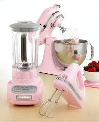 Pink Kitchen Aid Mixer