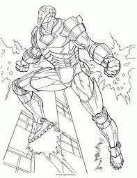 Small Picture 14 best ironman images on Pinterest Coloring sheets Iron man
