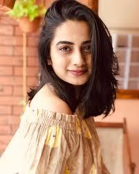 Namitha Pramod Chopped Her Hair - Trending Haircut