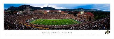 Folsom Field Facts Figures Pictures And More Of The