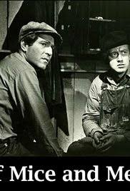 of mice and men tv movie 1968 imdb of mice and men poster