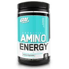 optimum nutrition essential amino energy blueberry mojito flavor 9 5 oz 270 g