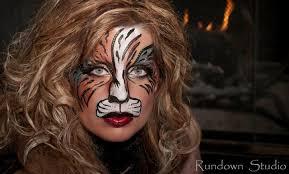 cat make up face painting philadelphia
