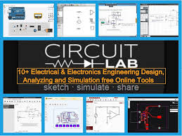 Electronic Design Software 10 Online Design Simulation Tools For Electrical