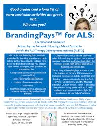brandingpays for als a student seminar and fundraiser at monta event details