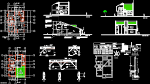 autocad home design plans drawings new cad drawing house plans strikingly inpiration 15 plan autocad tiny