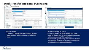 local purchasing order retail management solution ppt video online download