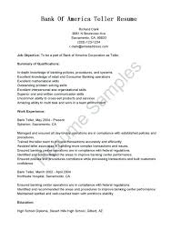 Resume Objective Customer Service Check Cashing Teller Resume Objective Top Customer Service 68