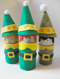 Paper Roll Grinch  Fun Crafts For ChristmasToilet Paper Roll Crafts For Christmas