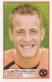 Danny Grainger (Dundee United). 92. Panini Scottish Premier League 2008-2009 - 92